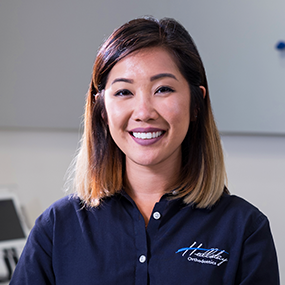 alice Cheng of Holliday Orthodontics
